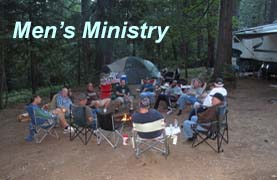 Men's Ministry is Rockin' Forward-Mark Those Calendars!