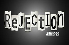 The Walk Series: Rejection (August 16, 2015)