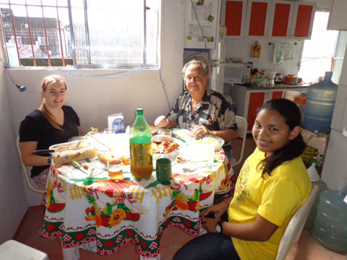 Recife_5thweek_DinnerAtJessicas