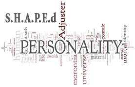 S.H.A.P.E.d: Personality (January 24, 2016)