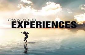 S.H.A.P.E.d:  Experiences (January 31, 2016)