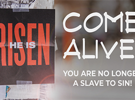 Elk Grove Church of Christ 'YOU ARE NO LONGER A SLAVE TO SIN' ( 4-21-19)